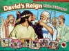 David's Reign, Trials & Triumphs  - Flash Card Story