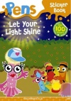 Pens Sticker Book - Let Your Light Shine