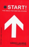 NKJV Start! The Bible for New Believers, Red Cover
