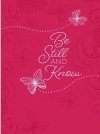 Be Still and Know - 365 Daily Devotions, Imitation Leather Edition