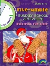 5-Minute Sunday School Activities, Exploring the Bible