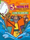 5-Minute Sunday School Activities, God is Great