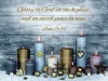 Christmas Cards - Christmas Candles - Pack of 10 - CMS