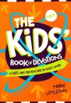 NIrV Kids' Book of Devotions, Updated Edition