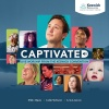 CD - Captivated: Live Worship From The Keswick Convention 2017
