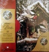 Cards - Snow Bird, Boxed Christmas Cards with Scripture Verse  (18 Cards) CMS