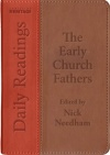 Daily Readings, The Early Church Fathers, Imitation Leather Cover