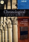 NIV The Chronological Study Bible, Rich Stone/Midnight Blue Imitation Leather
