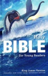 KJV Bible for Young Readers, Personal Size Reference Hardback Edition