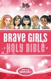 ICB Brave Girls Devotional Bible, Hardback Edition