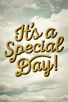 Tract - It's a Special Day! Updated Edition (Pack of 25)