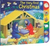 The Very First Christmas, Tabbed Board Book