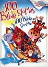 100 Bible Stories - 100 Bible Songs, Book and CDs