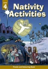 Nativity Activities, Puzzle and Colouring Book