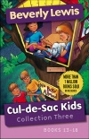 Cul-de-Sac Kids Collection Three, Books 13-18