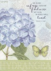 Get Well Card - Hydrangea - Psalm 91 vs 1