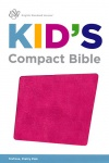 ESV Kid's Compact Bible, Pretty Pink, TruTone Imitation Leather