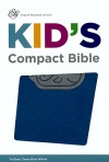 ESV Kid's Compact Bible, Deep Blue Whale, TruTone Imitation Leather