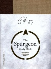 CSB Spurgeon Study Bible, Cloth Over Board, Hardback