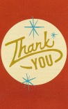 Tract - Thank You  (Pack of 25)