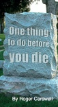 Tract - One Thing To Do Before You Die (Pack of 100)