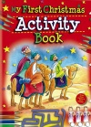 My First Christmas Activity Book - CMS