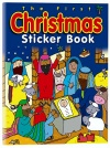 My First Christmas Sticker Book - CMS