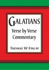 Galatians - Verse by Verse Commentary - CCS