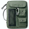 Compass Bible Cover Olive Green - Large Size