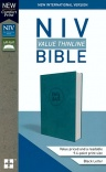 NIV Value Thinline Bible  - Turquoise
