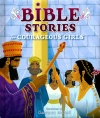 Bible Stories for Courageous Girls, Padded Hardback