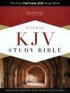 KJV Full Color Study Bible, Black Genuine Leather, Indexed
