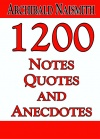 1200 Notes, Quotes and Anecdotes