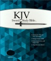 KJV Giant Print Sword Study Bible, Black Ultrasoft