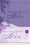 MEV SpiritLed Woman Bible, Lavender Leather Like