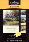 Birthday Cards, Thomas Kinkade (Box of 12)