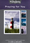 Praying for You Cards  - Lord Light the Way (Box of 12)