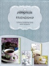 Friendship Greeting Cards, Coffee Time (Box of 12)