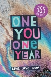 One You, One Year, 365 Devotional for Girls