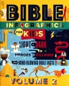 Bible Infographics for Kids, Volume 2