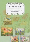 Birthday Nature's Grace Cards, Box of 12