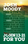 John 13-21 For You, Revealing the Way of True Glory - GBFY