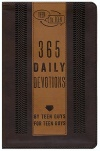 Teen to Teen, 365 Daily Devotions by Teen Guys for Teen Guys