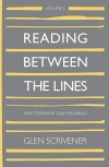 Reading Between The Lines: Volume 2, New Testament Daily Readings