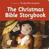 The Christmas Bible Storybook, Board Book - CMS