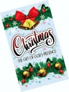 Tract- Christmas, The Gift of God's Presence  (Pack of 100) - CMS