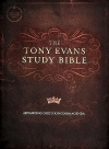 CSB - Tony Evans Study Bible, Hardback Edition