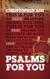 Psalms For You, How to Pray, How to Feel and How to Sing - GBFY