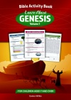 Bible Activity Book Volume 1, Learn About Genesis