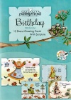 Birthday Cards - Everyday Angels, Deluxe Diecut, Box of 12